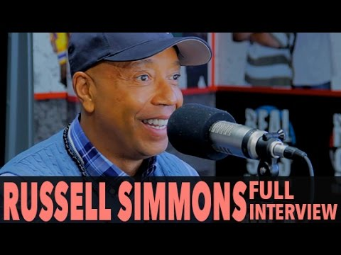 """Russell Simmons on Being Vegan, His New Book """"The Happy Vegan"""", And More!   BigBoyTV"""