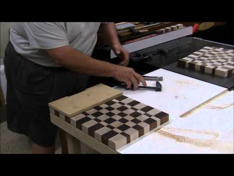2013-06-22 End Grain Cutting Boards by GWA Members (1h04m09s)