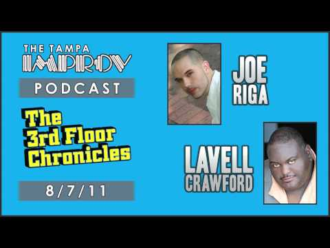 The 3rd Floor Chronicles Podcast - Lavell Crawford