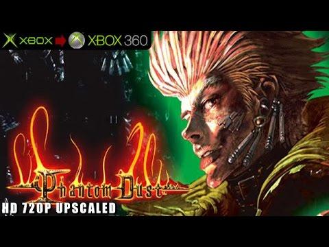 Phantom Dust - Gameplay Xbox HD 720P (Xbox to Xbox 360)