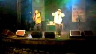 Video LiL Seint and Gatto(Live)