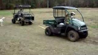 9. Bad Boy Buggy vs. Kawasaki Mule
