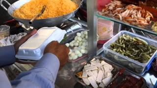 Ca Mau Vietnam  city pictures gallery : Street Food Vietnam. CHEAP Fried Rice in Ca Mau