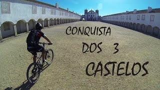 6ª Conquista dos 3 Castelos (12-07-2014)