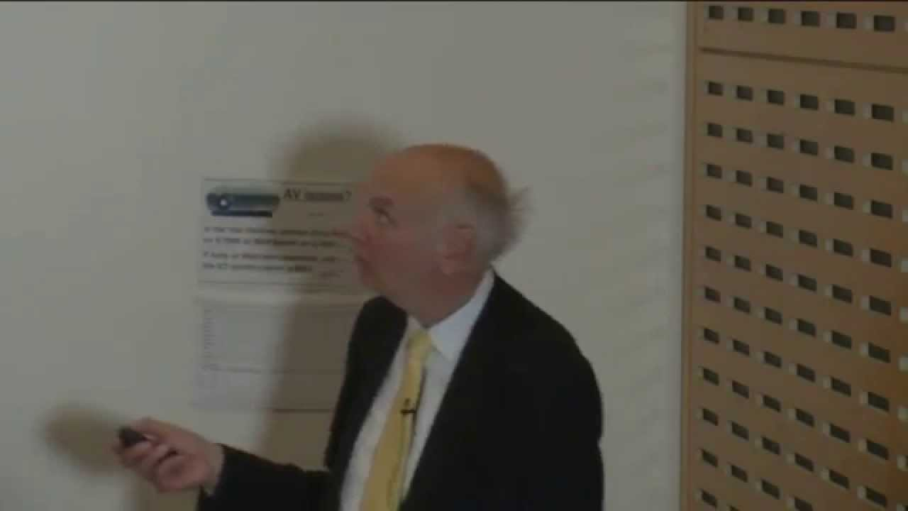 Video: Hounsfield Memorial Lecture 2015