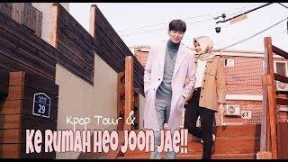 KOREA VLOG #2 : Kpop Tour, Heo Joon Jae's House, LeeJongSuk Cafe, Zapangi, SBS, MBC