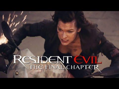 ตัวอย่างหนัง Resident Evil: The Final Chapter (อวสานผีชีวะ) ตัวอย่างที่ 2 ซับไทย