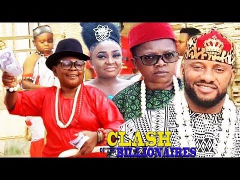 CLASH OF THE BILLIONAIRES  SEASON 2 - NEW MOVIE|LATEST NIGERIAN NOLLYWOOD MOVIE