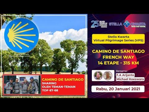 Stella VPS14 - Camino de Santiago French Way