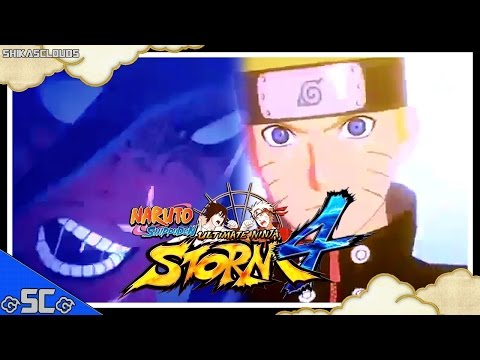 Official Trailer - Here is the first trailer for NARUTO SHIPPUDEN ULTIMATE NINJA STORM 4 【Jump Festa 2015】(60FPS Video) Naruto Storm 4 Playlist Here!