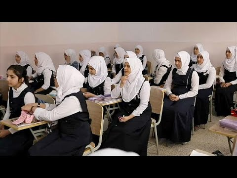 العرب اليوم - أبناء الانبار العراقية يعودون إلى المدارس
