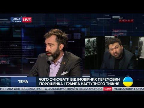 Питер Залмаев (Zalmayev) и Алексей Голобуцкий, Вечерний прайм , 112 канал