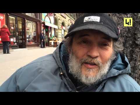 Hajléktalan újságíró (2014)