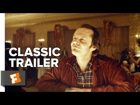 Shining (1980) - Trailer Ufficiale Jack Nicholson, Stanley Kubrick Horror Movie HD