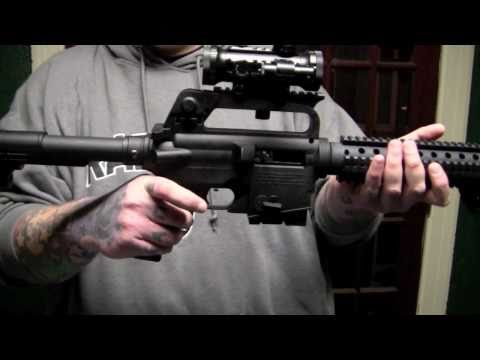 Mossberg tactical 22 review