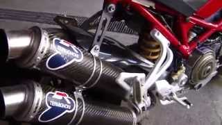 3. Ducati Monster S4R - 2005 special