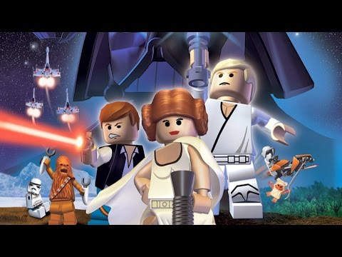 LEGO Star Wars: A New Hope Game Movie (Episode IV) All Cutscenes 1080p