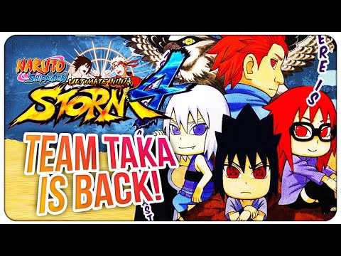 Naruto Storm 4 - Team Taka Makes Its Move! [Deutsch/German]