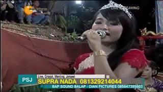 Caping Gunung Guayeeeng ((Rina feat Ervi)) Supra Nada Live Grogol Menjing 2017