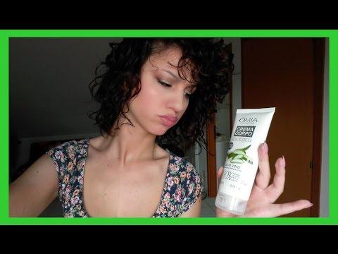 CAPELLI RICCI - Crema corpo Aloe Vera di Omia, prova e recensione