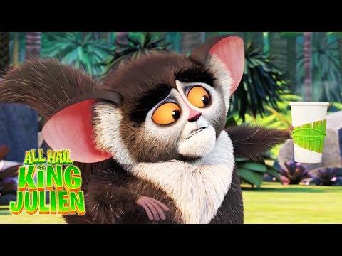 All Hail King Julien   Madagascar   King Julien Funny Moments #8   Kids Movies   Kids Show