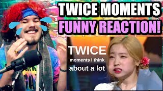 Video TWICE moments i think about a lot | TRY NOT TO SMILE = FAILED! | REACTION!! MP3, 3GP, MP4, WEBM, AVI, FLV April 2019