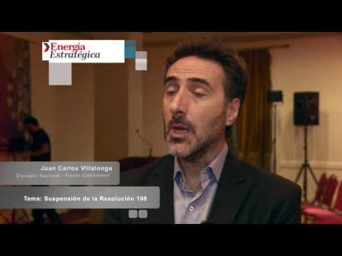 Juan Carlos Villalonga sobre la suspensión de la Resolución 108: «perfectamente se puede analizar caso por caso»