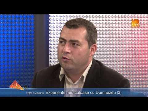 398. Cristian Claudiu Bogeanu - Experiente miraculoase cu Dumnezeu (2)