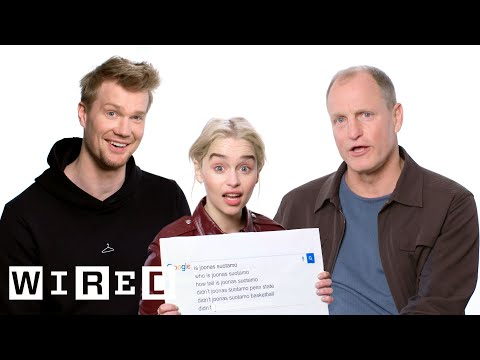 The Cast of Solo A Star Wars Story Answer the Internet s Most Searched Questions About
