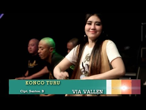 Video Via Vallen - Konco Turu [OFFICIAL] download in MP3, 3GP, MP4, WEBM, AVI, FLV January 2017