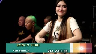 Video Via Vallen - Konco Turu [OFFICIAL] MP3, 3GP, MP4, WEBM, AVI, FLV Mei 2019