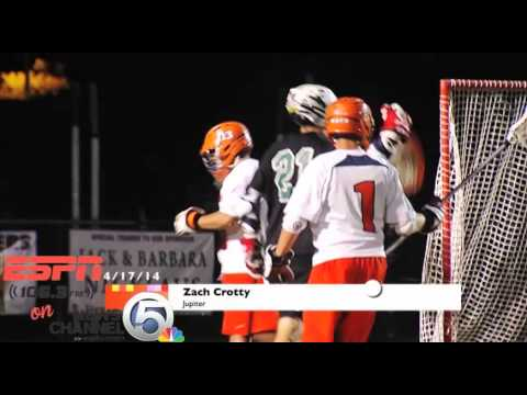 Video: Benjamin/Jupiter District Championship Lacrosse highlights