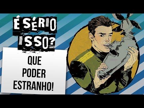 Nerd - Heróis e vilões das HQ's com super-poderes que você não vai acreditar, variando de bizarro a nojento. Se inscreva no nosso canal: http://goo.gl/J8l7PJ Um video do site www.einerd.com.br...