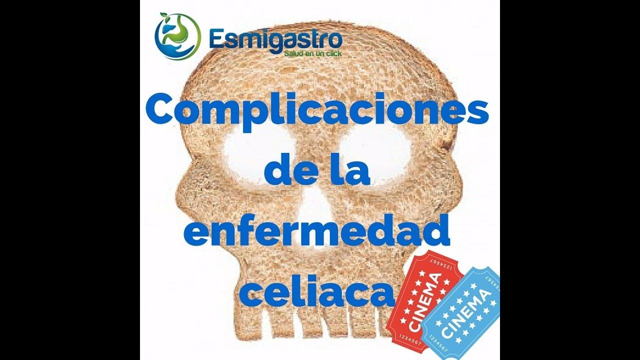 Complicaciones de la enfermedad celiaca