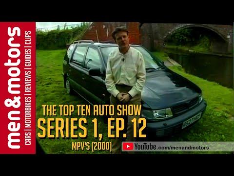 Top Ten Auto Show - Multi-Purpose Vehicles (MPV's)