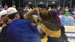 Video Harimau putih ngamuk - Ustaz Norazman Albanjary ( Limbongan Besut 11/02/2018 ) MP3, 3GP, MP4, WEBM, AVI, FLV Januari 2019