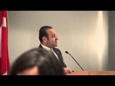 Egemen Bağış'ın ATAA'nın 33. Liderlik Konferansı'ndaki Konuşması