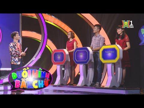 Game show Đuổi Hình Bắt Chữ - 09/07/2005