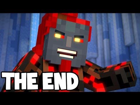Minecraft Story Mode: Season 2 - Episode 2 - REAL ADMIN! (4) (видео)