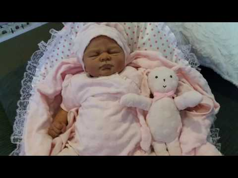 Video Christina'sReborns - Reborn Baby Ivy and her new matching hat and bunny! download in MP3, 3GP, MP4, WEBM, AVI, FLV January 2017