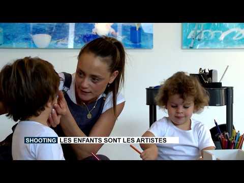 Les enfants sont des artistes