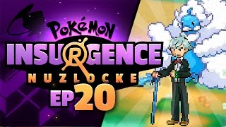 SECRET GYM LEADER!! - Pokémon Insurgence Nuzlocke (Episode 20) by Tyranitar Tube