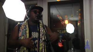 #TBT MH The Verb - Burnin' Up (Live On WPTS Radio)