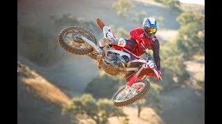 3. Racer X Films: 2018 Honda CRF250R Intro