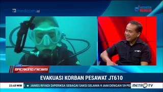 Video Cerita Tim Metro TV Ikut Pencarian Bawah Air Pesawat Lion Air MP3, 3GP, MP4, WEBM, AVI, FLV November 2018