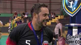 Final SuperCopa Série Prata - 01/11/2018 Parte 4