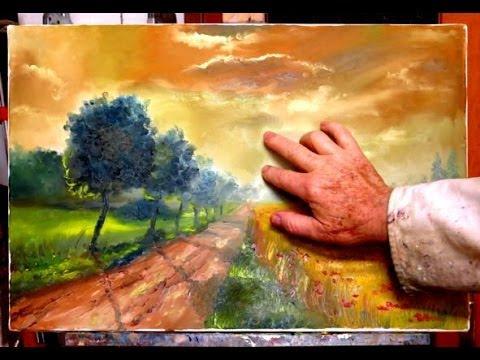 COME DIPINGERE CON LE DITA ( fingerpaint) di Mario Stefanutti