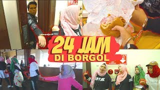 Video 24 Jam Di Borgol Ber 10 - Gen Halilintar MP3, 3GP, MP4, WEBM, AVI, FLV Oktober 2018