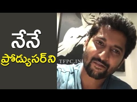 Natural Star Nani Turns Producer