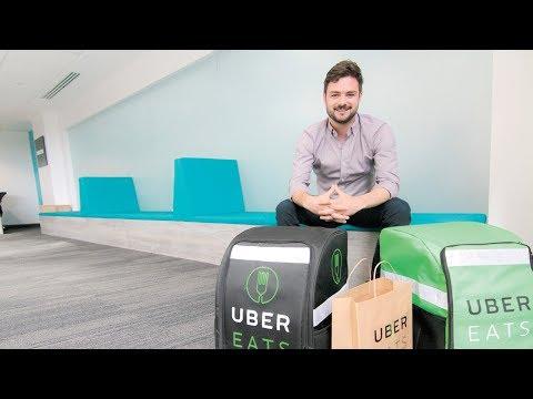 Uber se une a 250 restaurantes para abrir segundo negocio